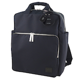 吉田カバン ポーター ポーターガール レン 2WAYデイパック 833−05191 ネイビー│ビジネスバッグ・ブリーフケース 2WAYバッグ