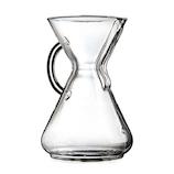 ケメックス(CHEMEX) ガラスハンドル #CM-6 6カップ│茶器・コーヒー用品 コーヒードリッパー・フィルター