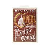 バイシクル(BICYCLE) キャピトル 赤│ゲーム トランプ