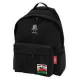 マンハッタンポーテージ(Manhattan Portage) Big Apple Backpack Keith Haring MP1210KH21 ブラック│リュックサック・バックパック デイパック・ナップサック