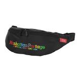 マンハッタンポーテージ(Manhattan Portage) CORDURA® Lite MP1100CDL20 ブラック│ウエストポーチ・バッグ