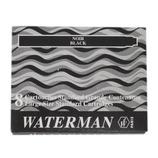ウォーターマン カートリッジ STD23 ブラック