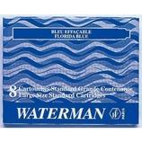 ウォーターマン カートリッジ STD23 フロリダブルー