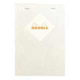 ロディア(RHODIA) ヘリテージブロックロディア No.16 方眼 シェブロン アイボリー cf16231