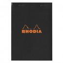 RHODIA ブロックロディア No.16 ブラック 14.8×21