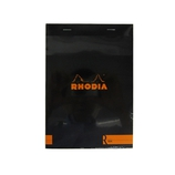ロディア ブロックロディア_R No.16 横罫 cf162012 ブラック