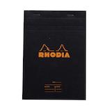ロディア(RHODIA) ミーティングパッド No.16 cf164009 ブラック│ノート・メモ メモ帳・用紙