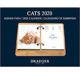 【2020年版・日めくり】ドレジャー 日めくりカレンダー 猫