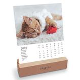 【2020年版・卓上】ドレジャー デスクカレンダー 猫