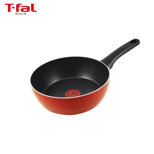 ティファール(T−fal) フェアリーローズ ディープパン C50083 22cm