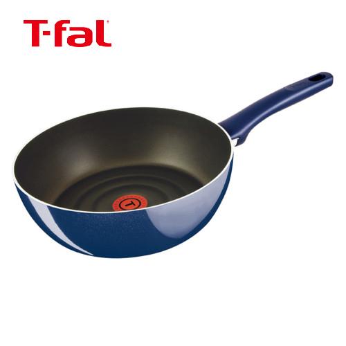 【お買い得】T-fal グランブルー・プレミア ディープパン 22cm