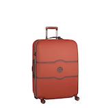 デルセー(DELSEY) シャトーレハード+ 58L 001670810 オレンジ│スーツケース・旅行かばん スーツケース