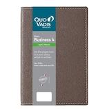 【2019年4月始まり】 Quo Vadis(クオバディス) ビジネス4 クラブ A6 ウィークリー qv66302mr マロングラッセ 月曜始まり