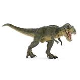 <東急ハンズ> フランスのPapo社が製作したTレックスフィギュアです。精巧な作りで今にも動き出しそうです。 Papo Tレックス緑(走) ティラノサウルス画像
