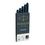 パーカー(PARKER) クインク・カートリッジ 1950385 ブルーブラック
