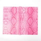 デコパッチペーパー スネーク柄 dp-fd210 ピンク