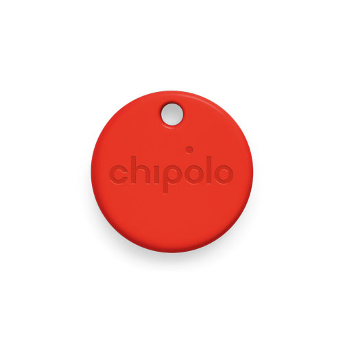 Chipolo(チポロ) CHIPOLO ONE(チポロワン) CH-C19M-RD-R レッド