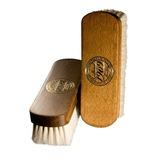 コロニル 1909 ファインポリッシングブラシ│靴磨き・シューケア用品 靴ブラシ・山羊毛ブラシ
