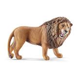 シュライヒ(Schleich) 14726 ライオン(吠える)│おもちゃ ミニチュアフィギュア