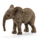 シュライヒ(Schleich) アフリカ象(仔) 14763│おもちゃ ミニチュアフィギュア