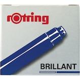 ロットリング アートペン用インクカートリッジ S0194681 ブルー