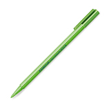 ステッドラー(STEADTLER) トリプラス テキストサーファー蛍光ペン グリーン│マーカー・サインペン 蛍光ペン