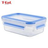 ティファール(T-fal) マスターシール フレッシュ レクタングル 550mL│保存容器 タッパー
