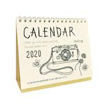 【2020年版・卓上】リュリュ イラスト卓上カレンダー CT2001