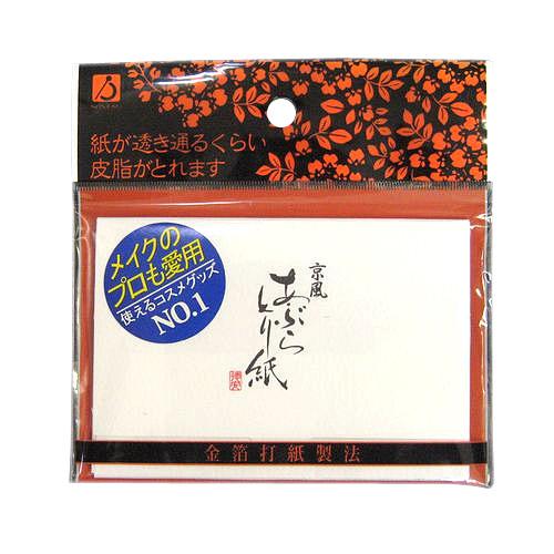 徳安 京風あぶらとり紙 FP 381