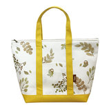 Puloose Lunch Tote with Zipper KT−FLT−FUKU フクロウ