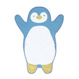 東洋ケース ひんやりあにまるブランケット ミニ ペンギン