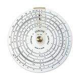 コンサイス 円形計算尺 No.300