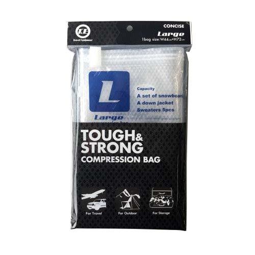 コンサイス タフ&ストロング コンプレッションバッグ Lサイズ