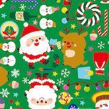 【クリスマス】 包む RP パーティサンタ CH002