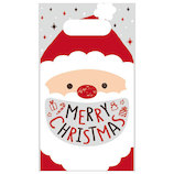 【クリスマス】 包む CHB メリーサンタ CV001 10枚入