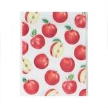包む ジッパーバッグ ジップ アップル TV023 5枚入│ラッピング用品 ラッピング袋