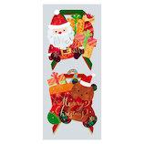 【クリスマス】 包む シール クリスマストイズ CW003