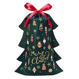 【クリスマス】 包む ツリー巾着BAG Sサイズ CD015