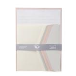 包む レターセット シンプル アフタヌーンドリーム ナチュラル  TL057│レターセット・便箋 レターセット