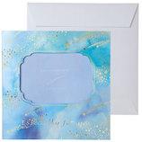 包む 色紙 ミニ グラデーションスター 星 TS015│のし・色紙 色紙