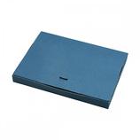 包む 配送ボックス Sサイズ 2個セット シール付き H-TB022 ネイビー│ラッピング用品 ギフトボックス(組み立て)