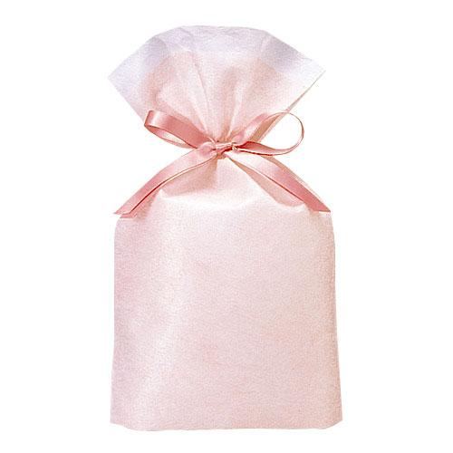 巾着バッグ シンシア ピンク S