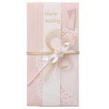 包む ブーケ ピンク T-4512│のし・色紙 のし袋