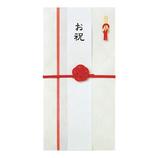 包む 祝儀袋 ろこう H-T4525 紅白│のし・色紙 のし袋