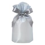 包む 巾着袋 GB オーガンジー M T−2846−M シルバー