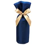包む 巾着袋 GB オーガンジー T T−2849−IB ブルー│ラッピング用品 ラッピング袋