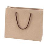 包む 手提げ グリーナリークラフト S T-2859-S クラフト│ラッピング用品 手提げ袋