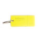 カラリート 単語カード イエロー IACR−T−03│ノート・メモ 単語帳・カード