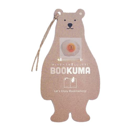BOOKUMA 目玉焼きと食パン C−BK−10