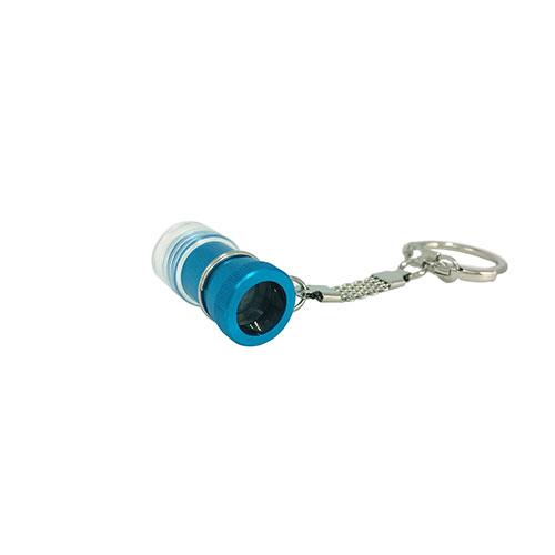 ミニマイクロスコープ 15倍超小型顕微鏡 ブルー